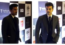 Ram Charan increases pace!