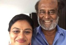 Super star RajniKanth praises a woman for saying Thalaivar's dialogue perfectly