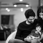 Allari Naresh Virupa Kantamneni Daughter Ayana Evika Edara Latest New HD Photos Images