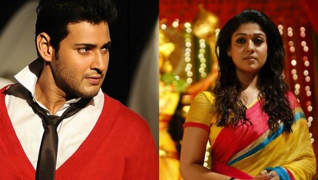 South Indian Beauty Nayantara to Star Opposite Mahesh Babu?