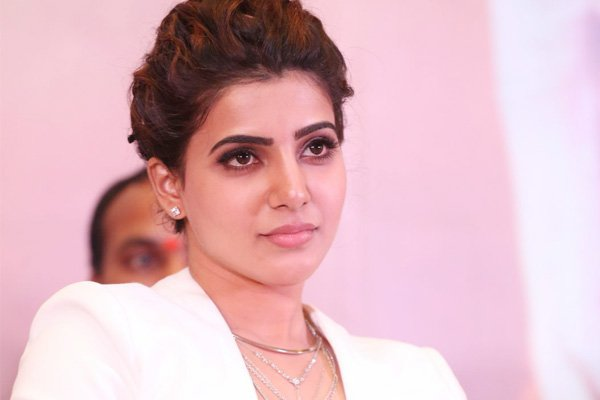 Samantha Drafts New Plan To Boost Her Charity Activities
