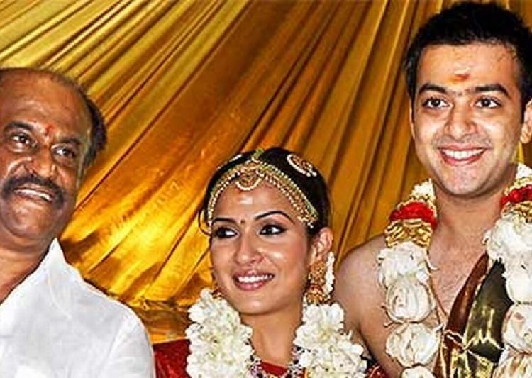 Daughter of RajniKanth confirms her separation!