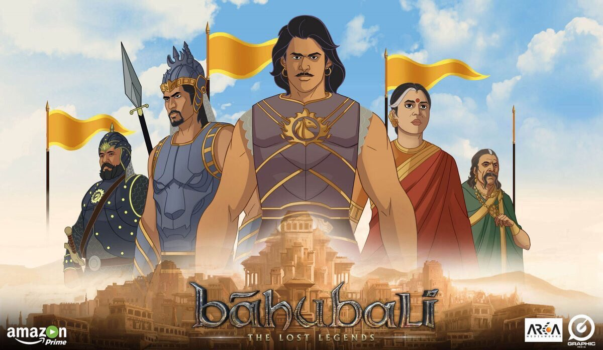 Baahubali- The Lost Legends Latest Teaser is out