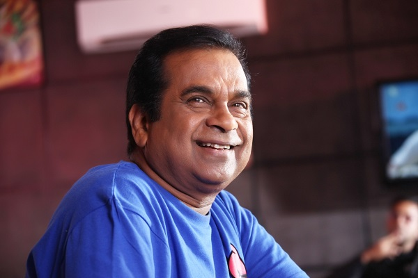 How is Brahmanandam Spending His Time These Days