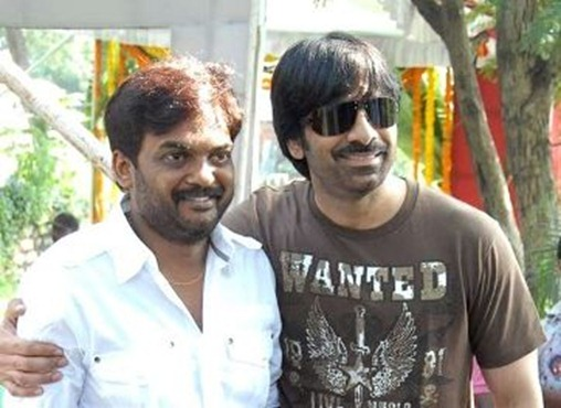 Puri Reveals Ravi Teja's Absence from the film!