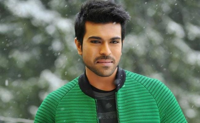 Ram Charan wants a separated identity for him!