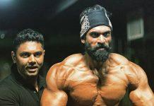 Rana Daggubatti shares picture of his Bhallala Deva Avatar for Baahubali -2!