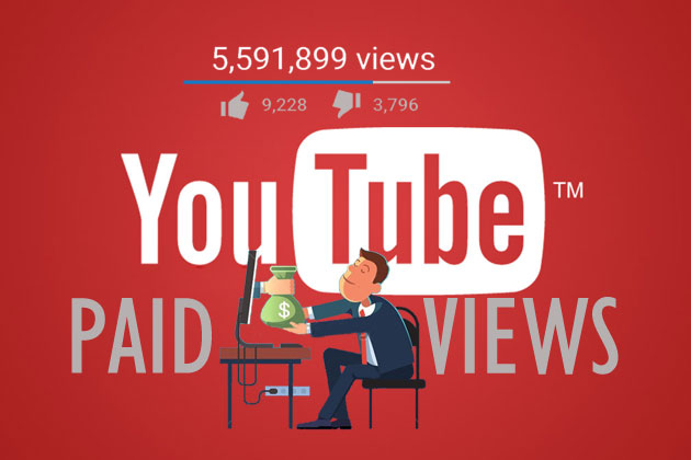 FAKE YouTube Views for Trailers