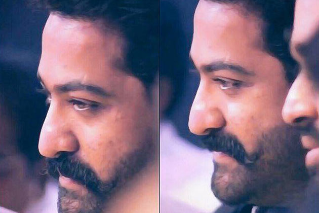 NTR's New Experimenting looks