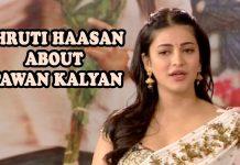 Pawan Kalyan behind Immense Popularity of Shruti Haasan