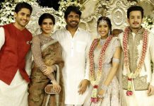Akhil gets engaged with Shriya