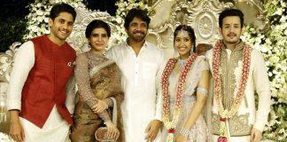 Akhil gets engaged with Shriya