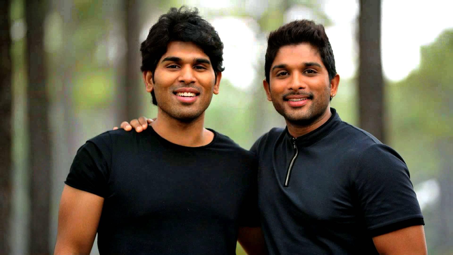 Allu Arjun S Career Advice To His Brother 25cineframes