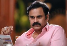 Mega Brother Naga Babu Tried for Six Pack