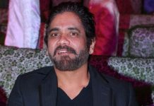 Nagarjuna got the aged look !