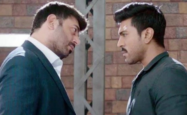 Ram Charan Complete Hopes on Dhruva