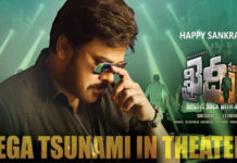 Chiranjeevi's Khaidi No. 150 storms into $2 Million Club