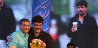 Dil Raju Eager to work with Mega Star