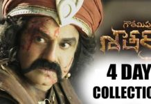 Gautamiputra Satakarni 4 Days Box-Office Collections