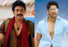 Nagarjuna clarification on his film with son Chaitanya!