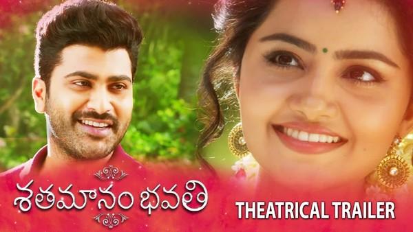 Shatamanam Bhavati Theatrical Trailer 1080p Hd Video Sharwanand