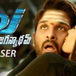 Duvvada Jagannadham Teaser 1080P HD Video – Allu Arjun, Pooja Hegde | Harish Shankar | Dil Raju | DJ Telugu Movie