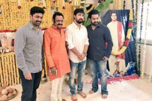 Jr NTR Kalyan Ram Bobby NTR 27th Movie Launch Opening Latest HD Photos