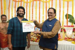 Prabhas Director Sujeeth Sign U V Creations New Movie 2017 Launch Opening Latest HD Photos