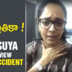 Anchor Anasuya bharadwaj REVEALS Shocking Facts and Clarifies about Her Accident