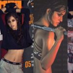 Disha Patani Hot Photoshoot For FHM Magazine Ultra HD Stills