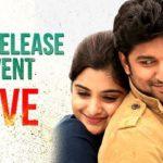 Ninnu Kori Telugu Movie Pre Release Event LIVE Nani, Nivetha Thomas, Aadhi Pinisetty