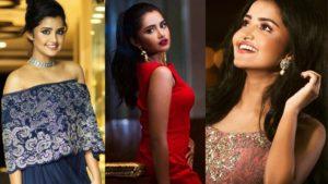 Anupama Parameswaran Red Magazine Hot Photo Shoot ULTRA HD Photos, Stills | Anupama Parameswaran for Red India Magazine 2017 Images, Gallery