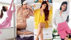 Jacqueline Fernandez Hot Photo shoot for Vogue Magazine India HD Photos, Images, Stills, 2017 Gallery