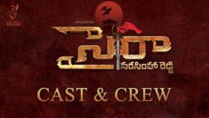 MegaStar Chiranjeevi 151st Film Details | Sye Raa Narasimha Reddy Cast and Crew Latest Official Updates