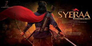 Chiranjeevi Sye Raa Narasimha Reddy Movie First Look ULTRA HD Posters WallPapers