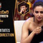 Rakul Preet Imitates Director Boyapati Sreenu