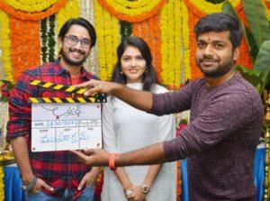 Raj Tarun New Latest Film Lover Movie Launch Event Photos | Gayathri Suresh