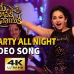 Lets Party All Night Full Video Song HD 1080P | Jaya Janaki Naayaka Telugu Movie Jaya Janaki Nayaka Video Songs | Bellamkonda Sai Srinivas, Rakul Preeet Singh | Devi Sri Prasad