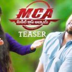 """"""" MCA """" Middle Class Abbayi Official Teaser Trailer HD Nani, Sai Pallavi, Devi Sri Prasad, Venu Sriram"""