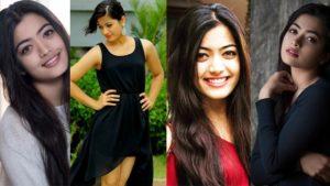 Rashmika Mandanna New Latest HD Photos | Chalo Movie Heroine Actress Rashmika Mandanna Photo Shoot Images