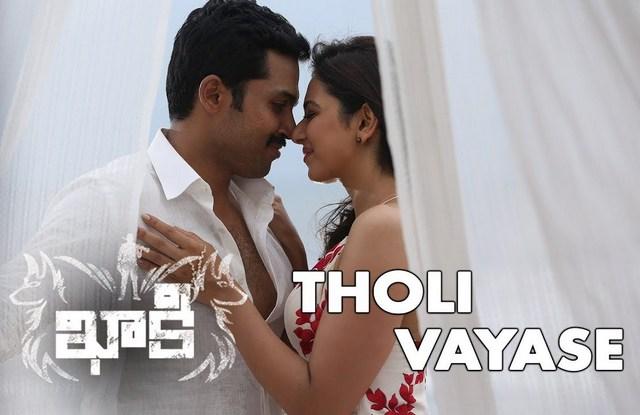 Khakee Full Movie Download Hd 1080p [CRACKED] Tholi-Vayase-Full-Video-Song-HD-1080P-Khaki-Telugu-Movie-Khakee-Video-Songs-Karthi-Rakul-Preet-Ghibran