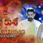 Tring Tring Full Video Song HD 1080P   Jai Lava Kusa Telugu Movie Jai Lava Kusa Video Songs   Jr NTR, Rashi Khanna, Nivetha Thomas   Devi Sri Prasad