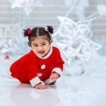 Allu Arjun Sneha Reddy Daughter Allu Arha Latest New HD Photos Images