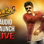 Jai Simha Audio Launch Live – Balakrishna, Nayanthara, KS Ravi Kumar