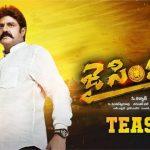 Jai Simha Telugu Movie Official Teaser 1080P HD Balakrishna, Nayanthara – KS Ravi Kumar