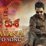 Raavana Full Video Song HD 1080P   Jai Lava Kusa Telugu Movie Jai Lava Kusa Video Songs   Jr NTR, Rashi Khanna, Nivetha Thomas   Devi Sri Prasad