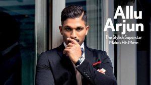 Allu Arjun MAXIM Photo Shoot ULTRA HD Photos, Stills | Allu Arjun for Maxim India Magazine Images, Gallery