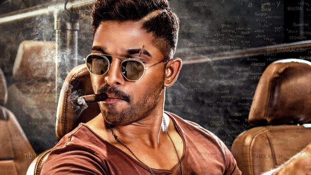 Allu Arjun Naa Peru Surya Naa Illu India Movie First Look Ultra Hd
