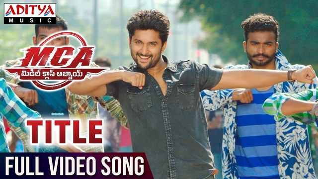 class full movie download mca title song middle class abbayi song hd 10612