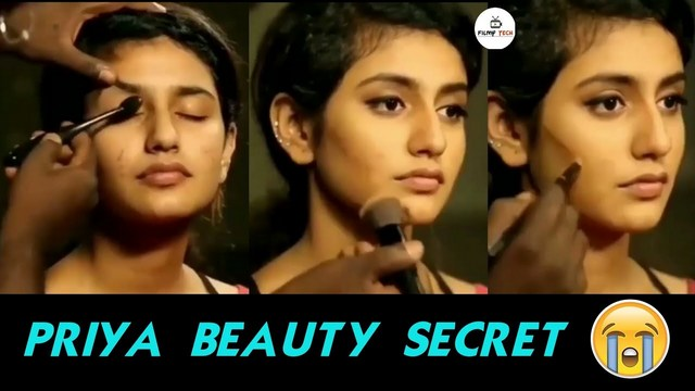 Priya Prakash Varrier Beauty Secret - Priya Varrier Viral ...